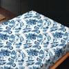 Prostěradlo Indiano Azul, 240x260 cm