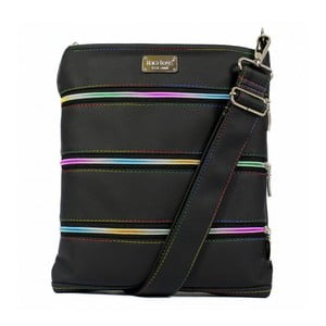 Černá kabelka Dara bags Dariana Middle No.1877