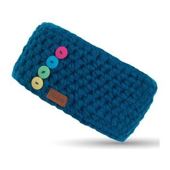 Bentiță tricotată manual DOKE Petrol de la DOKE