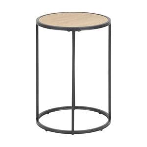 Odkládací stolek Actona Seaford, ⌀ 40 cm