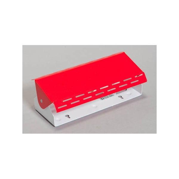 Červené nástěnné svítidlo ETH Lano