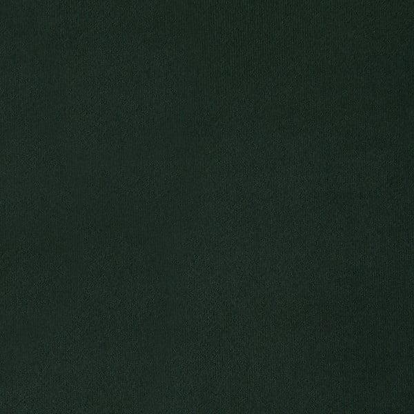 Tmavě zelené křeslo Vivonita Brandie