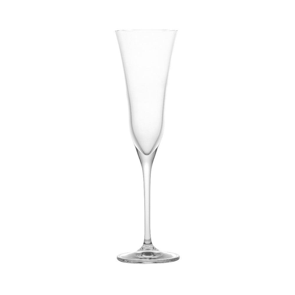 Produktové foto Sklenička na šampaňské Brandani Crystal