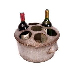 Zinkový kyblík na víno Antic
