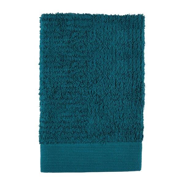 Tmavě zelený ručník Zone Classic 50x70 cm