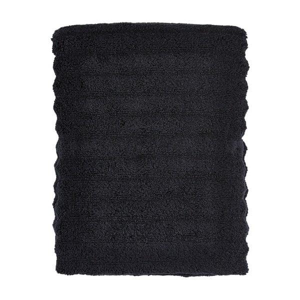 One fekete törölköző, 70 x 140 cm - Zone