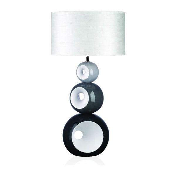Stolní lampa Orion, šedá