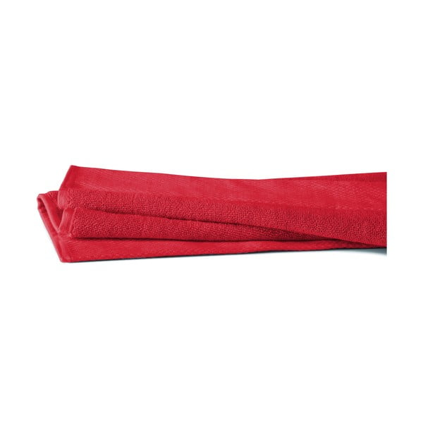 Koupelnová předložka Pure Red, 50x60 cm