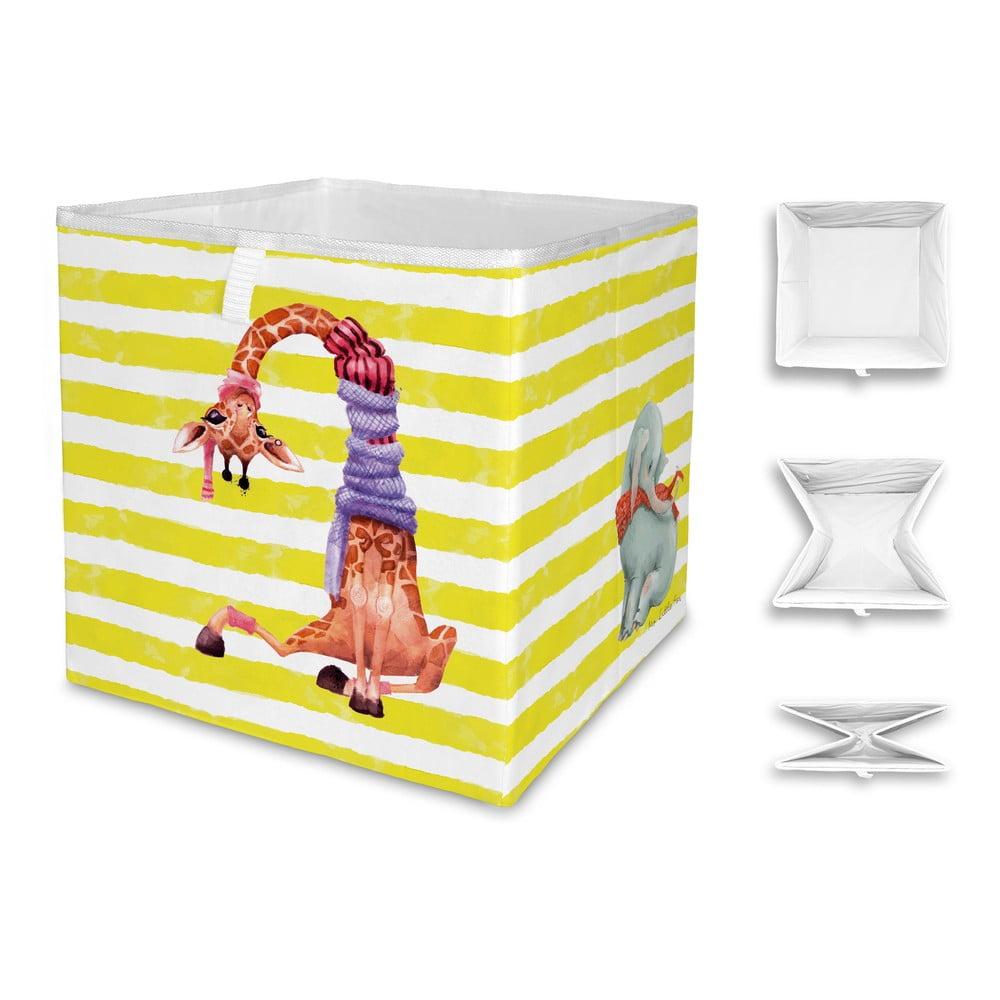 Dětský úložný box Mr. Little Fox Safari Friends