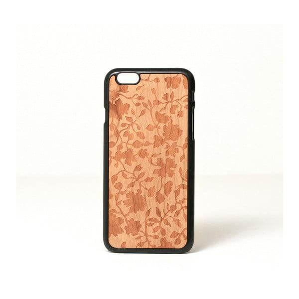 Dřevěný kryt na iPhone 6, Fiorello design