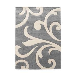 Šedý koberec Tomasucci Damasko, 60x110cm