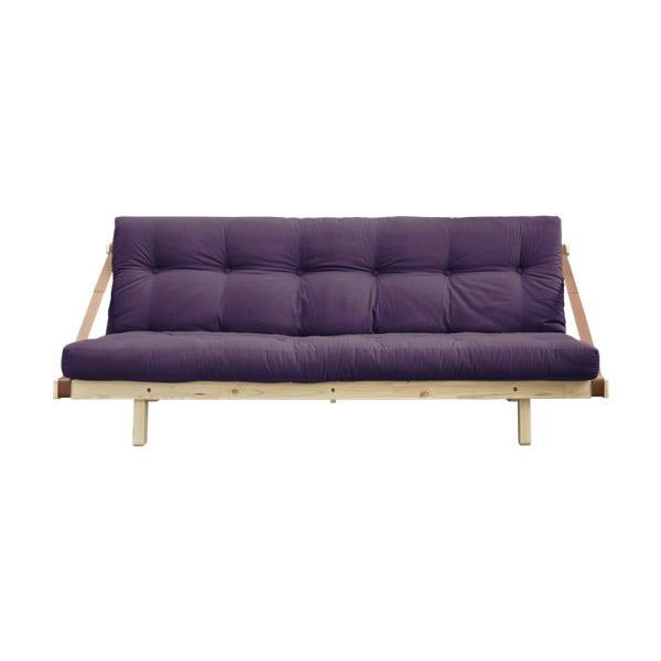 Variabilní pohovka Karup Jump Natural/Purple