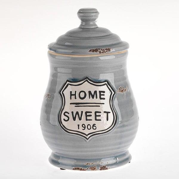 Keramická dóza Home Sweet 1906