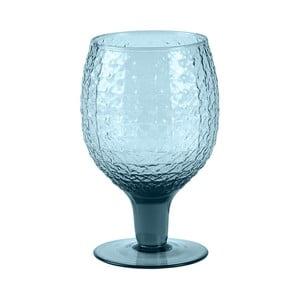 Modrá sklenice na víno Villa Collection Palet, 400 ml