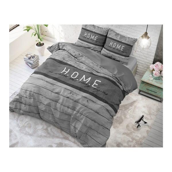 Bavlněné povlečení na jednolůžko Sleeptime Home, 140 x 220 cm
