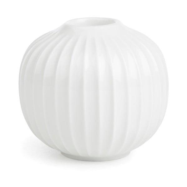 Suport mare pentru lumânare Kähler Design Hammershoi, alb