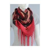 Červený šátek