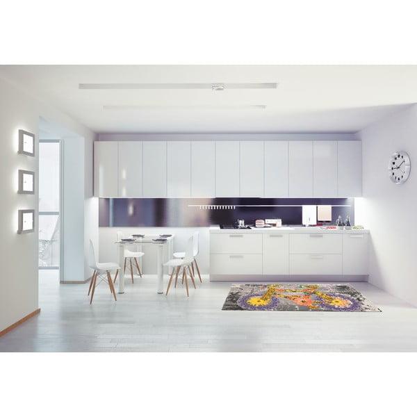Vysoce odolný kuchyňský koberec Webtappeti Bike,60x240cm