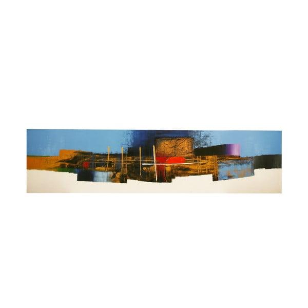 Olejová malba Bartello, 50x200 cm