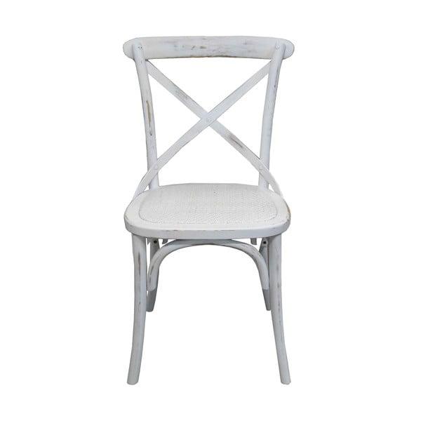 Židle Bistro White