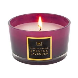 Lumânare cu aromă de levănțică PT LIVING Scented Candle, timp de ardere 27 ore