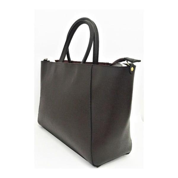 Kožená kabelka Gilda Moro