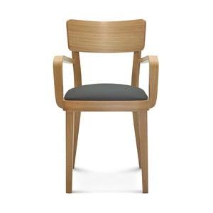 Dřevěná židle Fameg Lone