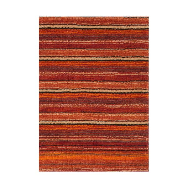 Vlněný koberec Horizon Sunset, 140x200 cm