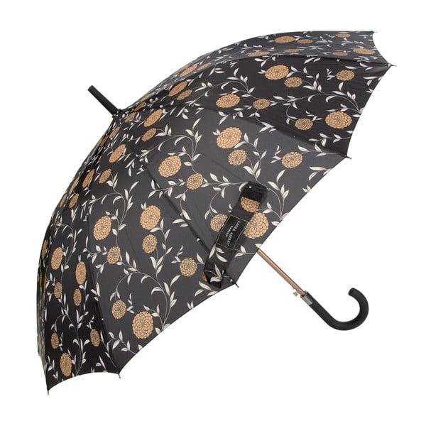 Deštník Erin Gold Charcoal