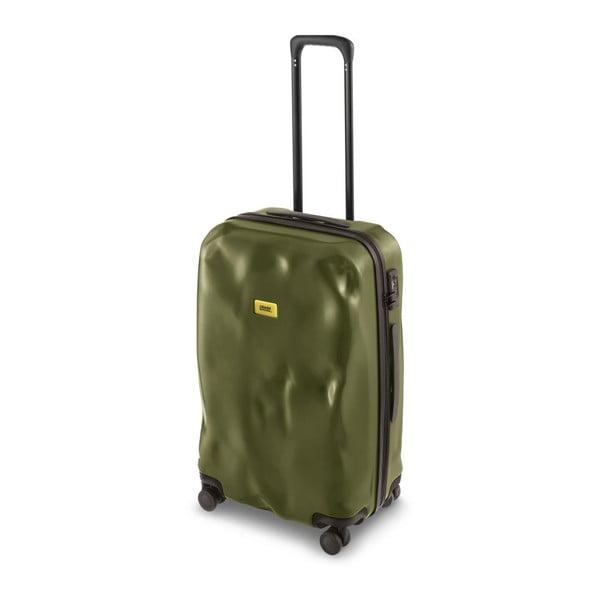 Cestovní kufr Military Green, 100 l
