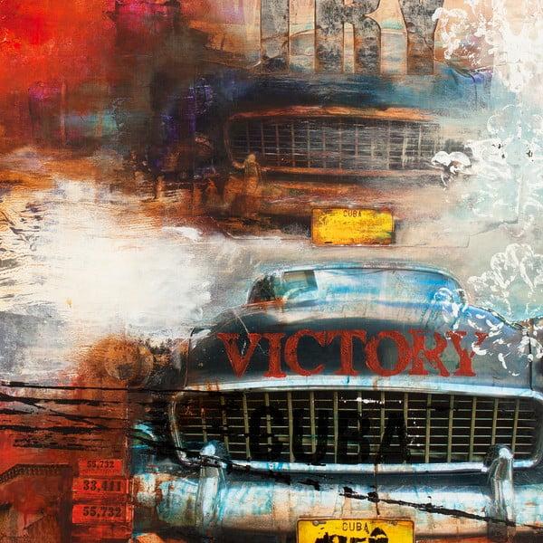 Freja Cuba Libre, 100x100 cm