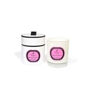 Lumânare parfumată Parks Candles London Aromatherapy, aromă de rozmarin și bergamotă, 45 ore