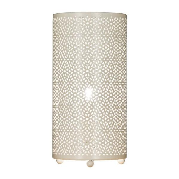 Stolní lampa Aneta Mystik White