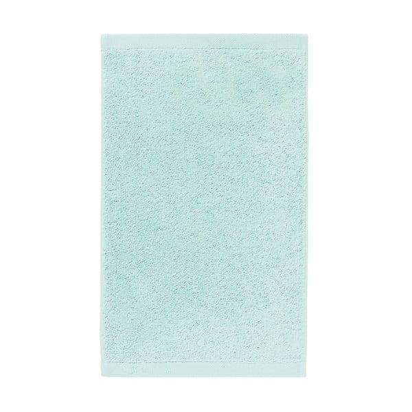 Mentolově zelený ručník z egyptské bavlny Aquanova London, 30x50cm