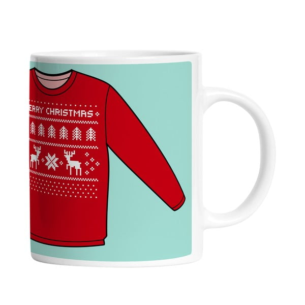 Hrnek Christmas Sweater, 330 ml