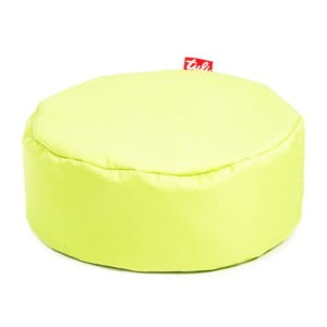 Neonově žlutá taburetka Tuli Poly