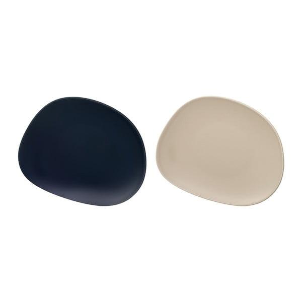 2 db porcelán salátás tányér - Like by Villeroy & Boch Group