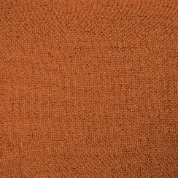 Tmavě oranžová pohovka Vivonita Lovis, levý roh