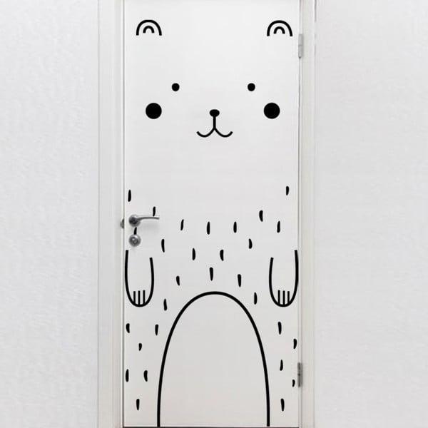 Nástěnná samolepka Ambiance Happy Bear