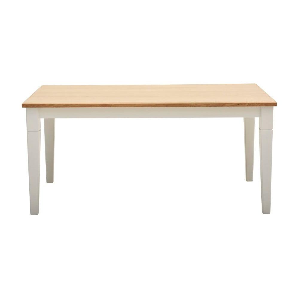 Dřevěný jídelní stůl Artemob Cristian, délka 160 cm