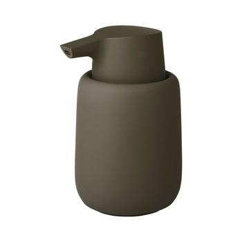 Dozator de săpun Blomus Sono, 250 ml, maro
