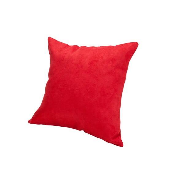 Polštář z mikrovláken Pillow 40x40 cm, jahodový