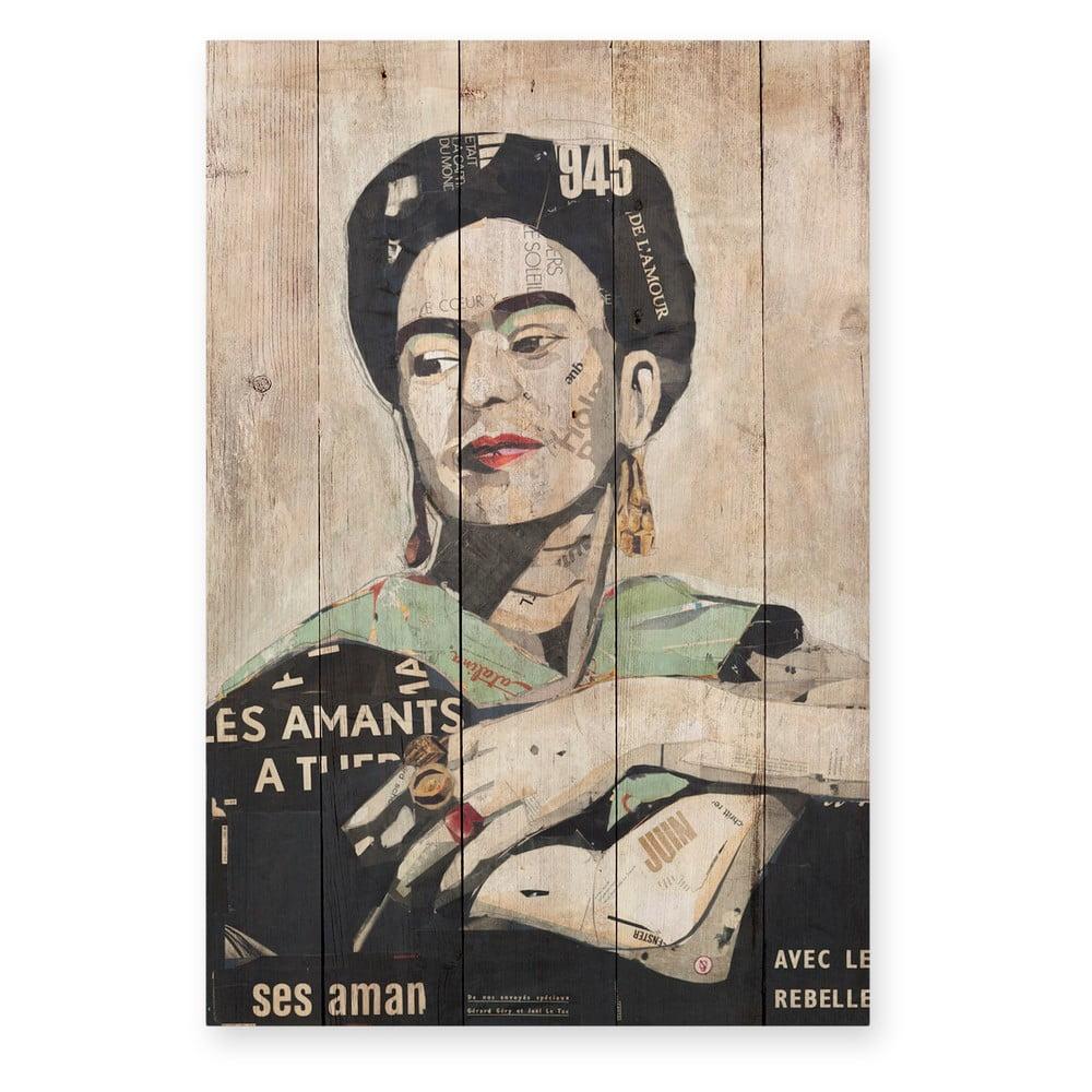 Nástěnný obraz Madre Selva Frida les Amants, 40 x 60 cm