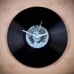 Vinylové hodiny Jim Morrison