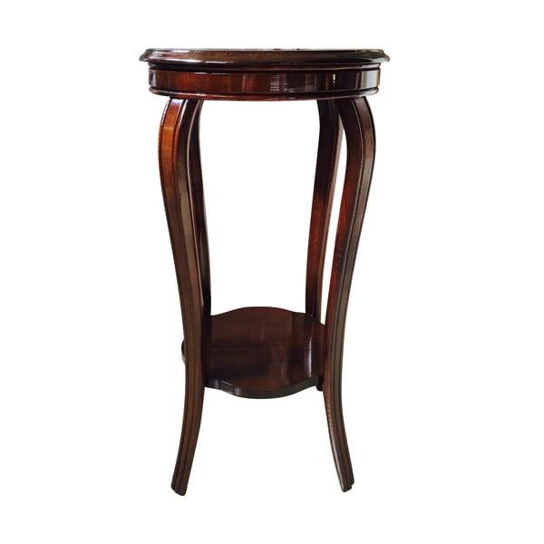 Odkládací stolek Bolton Walnut