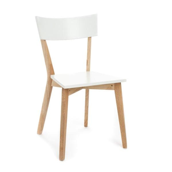 Set 2 scaune Tomasucci Kyra, alb