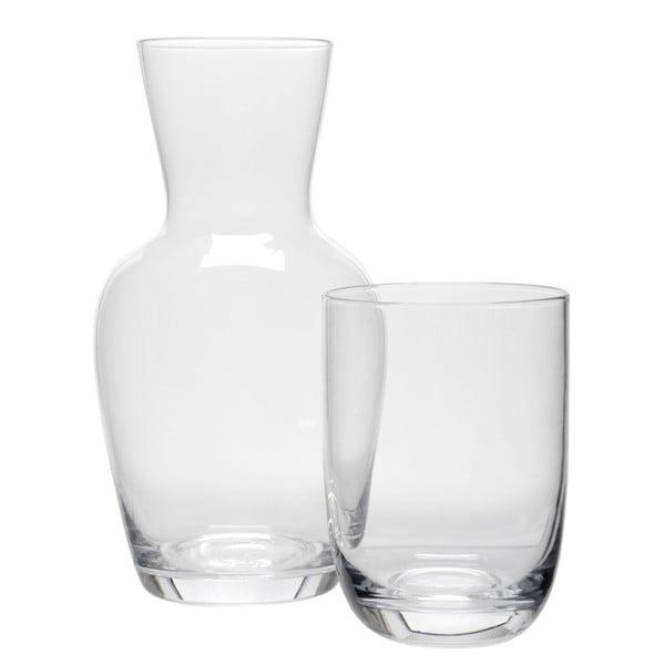 Karafa se sklenicí Carafe Glass