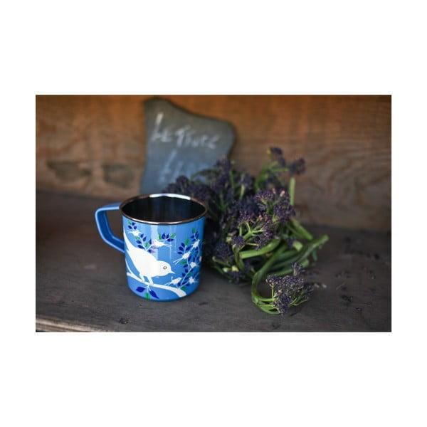 Hrnek Eva Hand Painted Mug, světle modrý