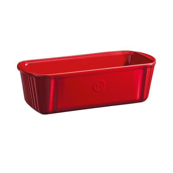 Formă pentru plăcintă cu carne Emile Henry Patisserie, 1,8 l, roșu