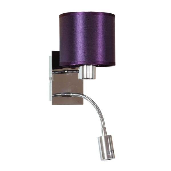 Nástěnné světlo Sylwania Purple